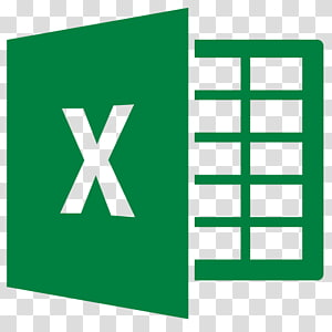 Glass dock icons, EXCEL, Excel transparent background PNG.