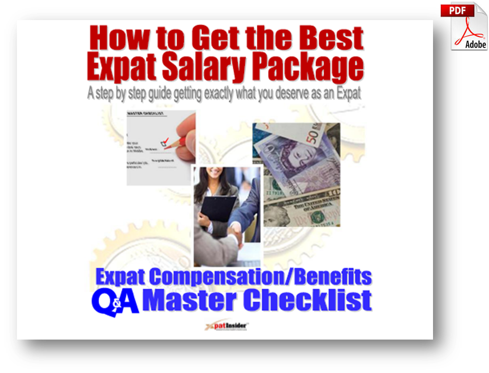 Expat Compensation Benefits Q&A Master Checklist.