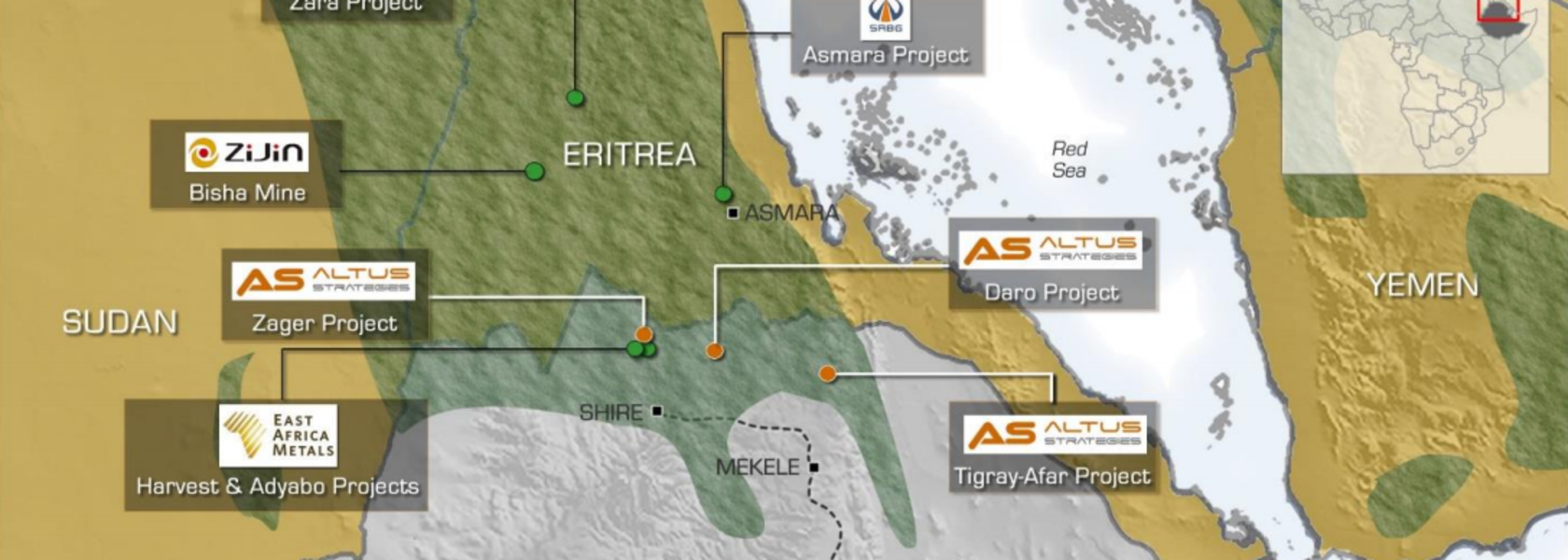 Altus receives Zager exploration licence.