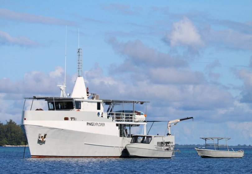 PNG Explorer brings on full time Photographer, Surf guide.