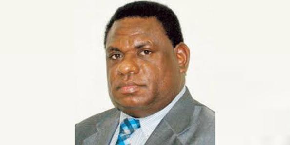 PNG Treasurer and SABL defender has long history of support.