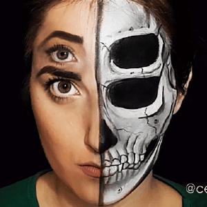 Illusion Exposed\' Makeup Video by Ana Cedoviste.
