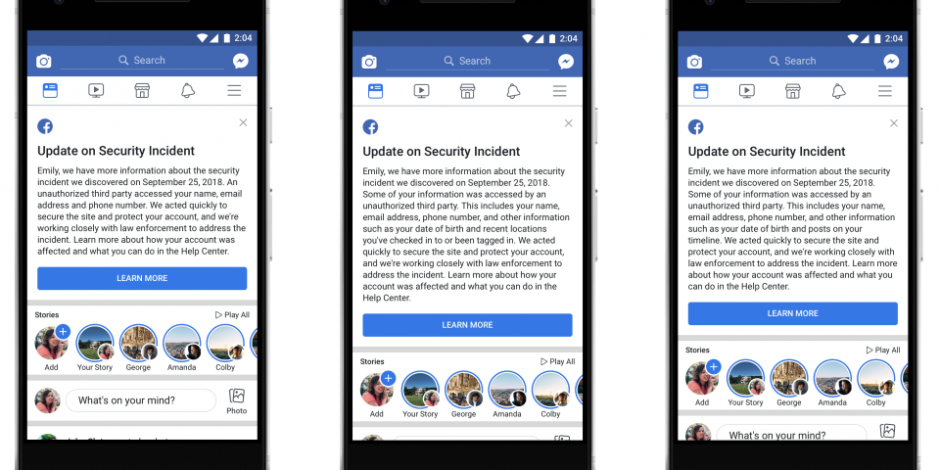 Facebook hack exposed companies\' direct messages with.