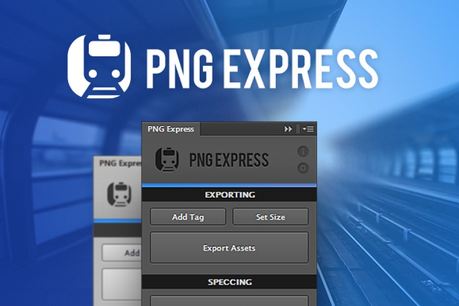 PNG Express ~ Photoshop Add.
