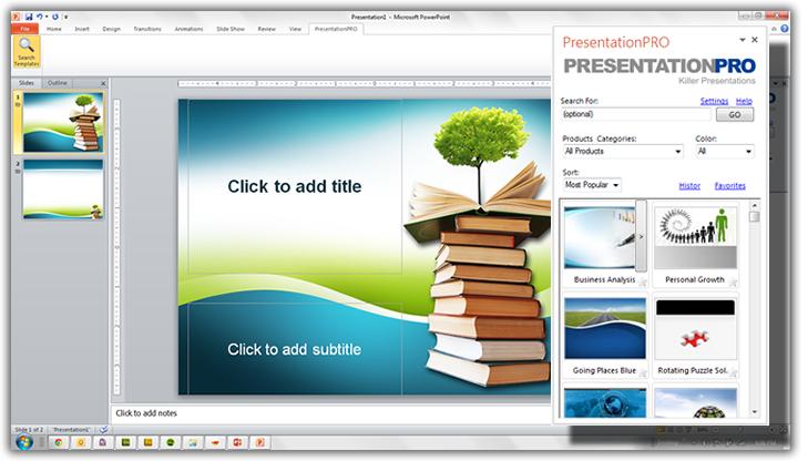 PresentationPro.
