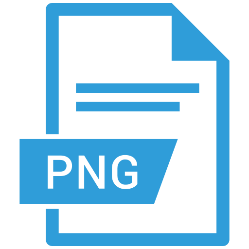 File, extension, png Icon Free of File Extension Names Vol 5.