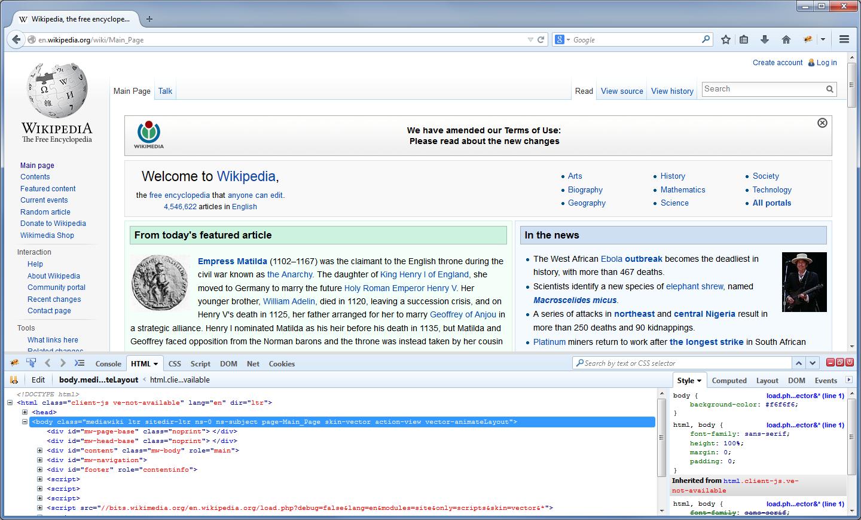File:Firebug extension screenshot.png.