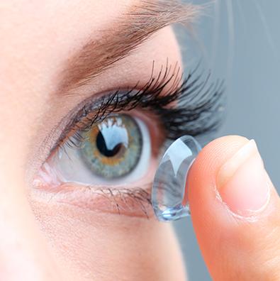 Contact Lens Fitting & Exam : Vivid Eye Care.