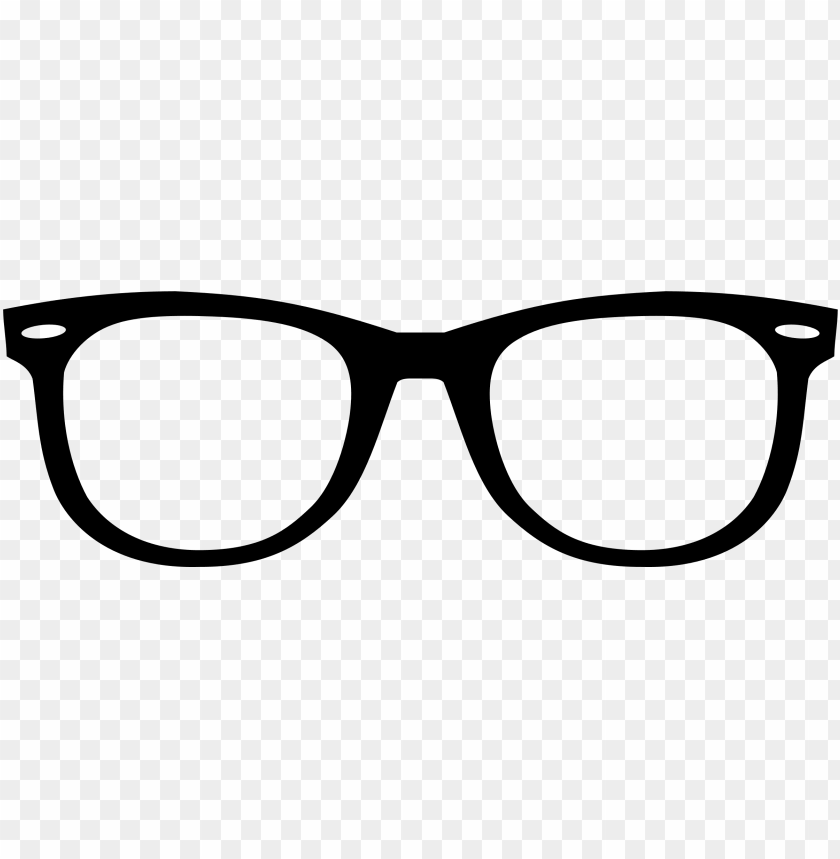 eye glass PNG image with transparent background.