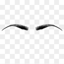 Eyebrow Mark PNG Images.