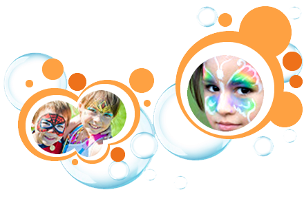 Face Paint Png Vector, Clipart, PSD.