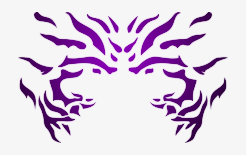 Face Tattoos Png Graphic Transparent Download.
