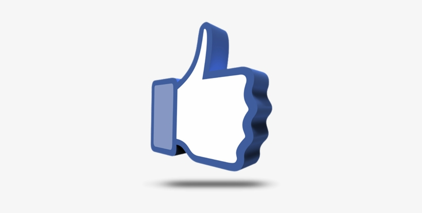Like Us On Facebook Facebook Like Transparent.
