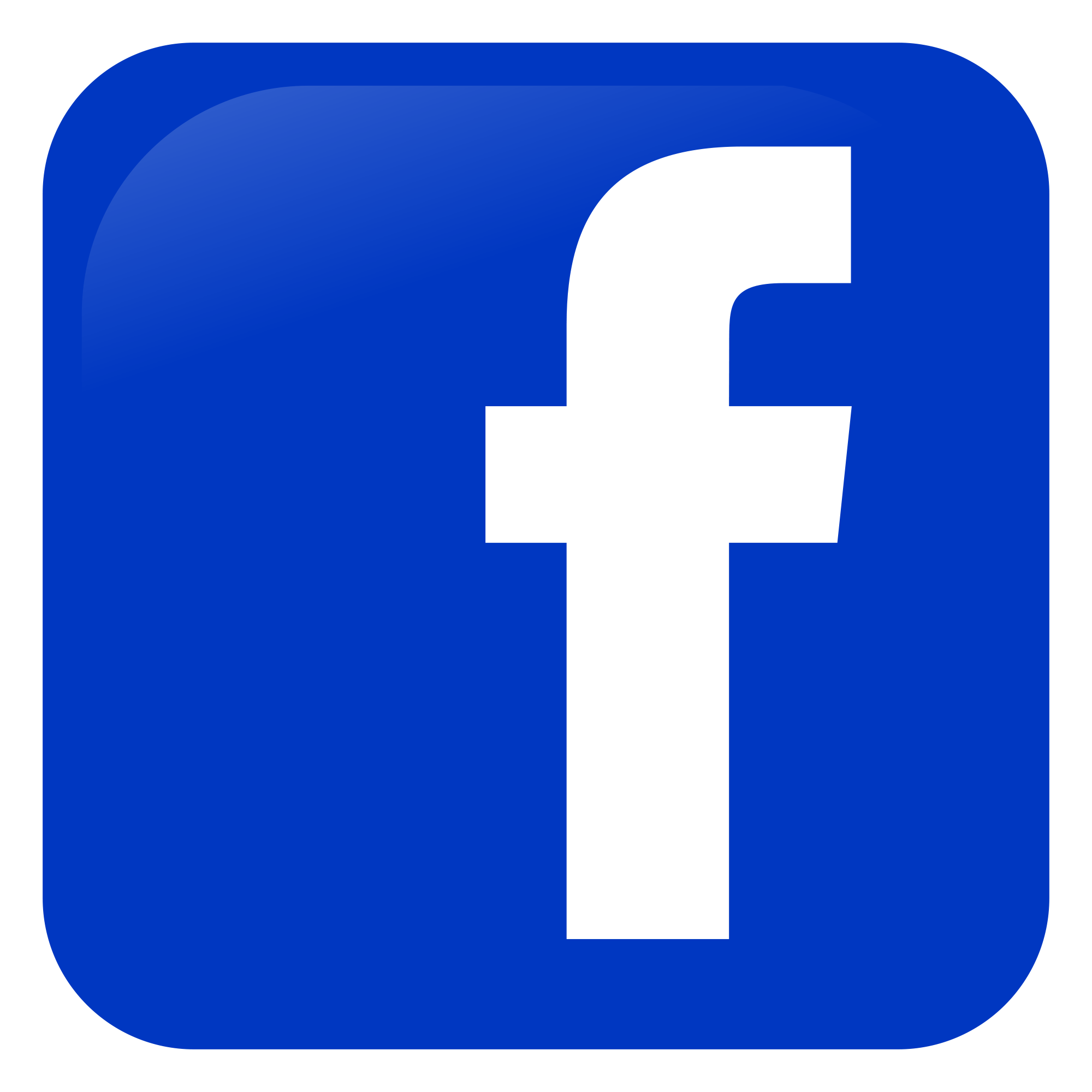 Facebook icon PNG.