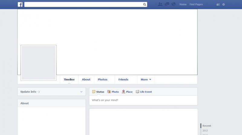 Facebook Profile Png & Free Facebook Profile.png Transparent.