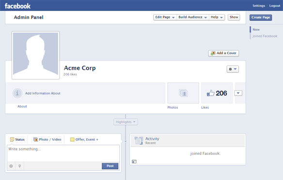 Download Free png How to Convert a Personal Facebook Profile.