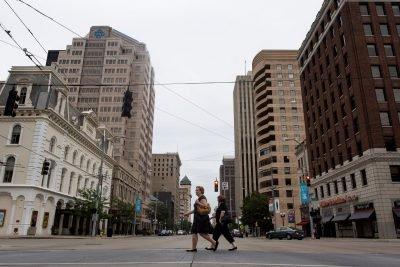 How Struggling Dayton, Ohio, Reveals the Chasm Among.