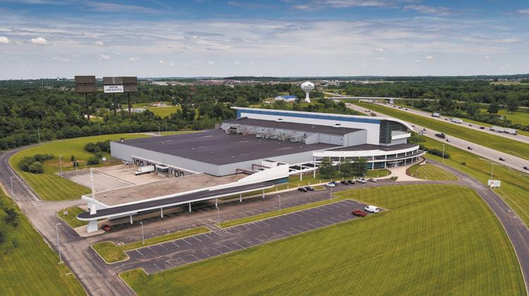 Modula buys former DDN building, to add 100 jobs.