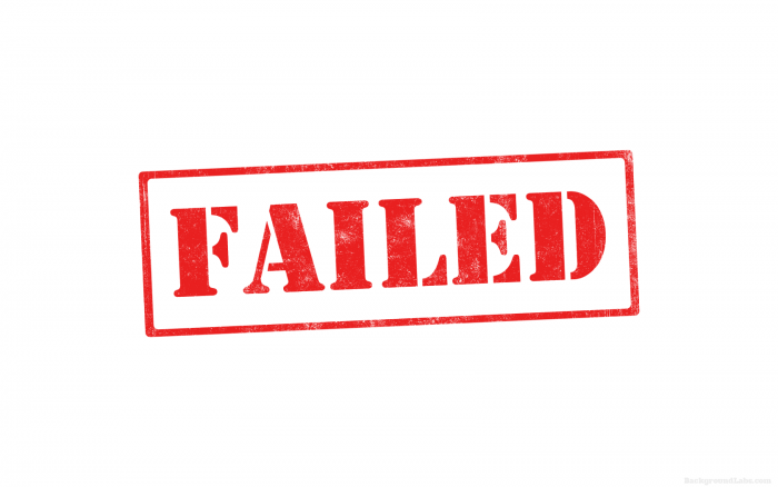 Failed Stamp Png Vector, Clipart, PSD.