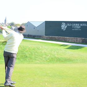 Father / Son Golf.