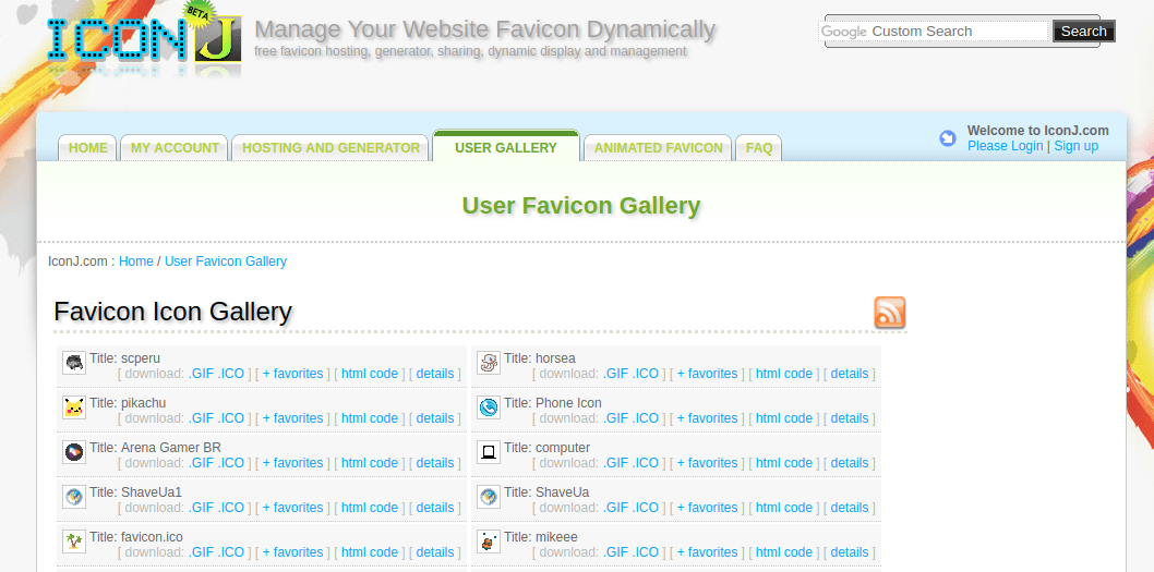 How to create a favicon for your website. Step by step guide.