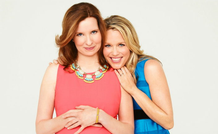 Galentine\'s Day with Jessica St. Clair & Lennon Parham!.