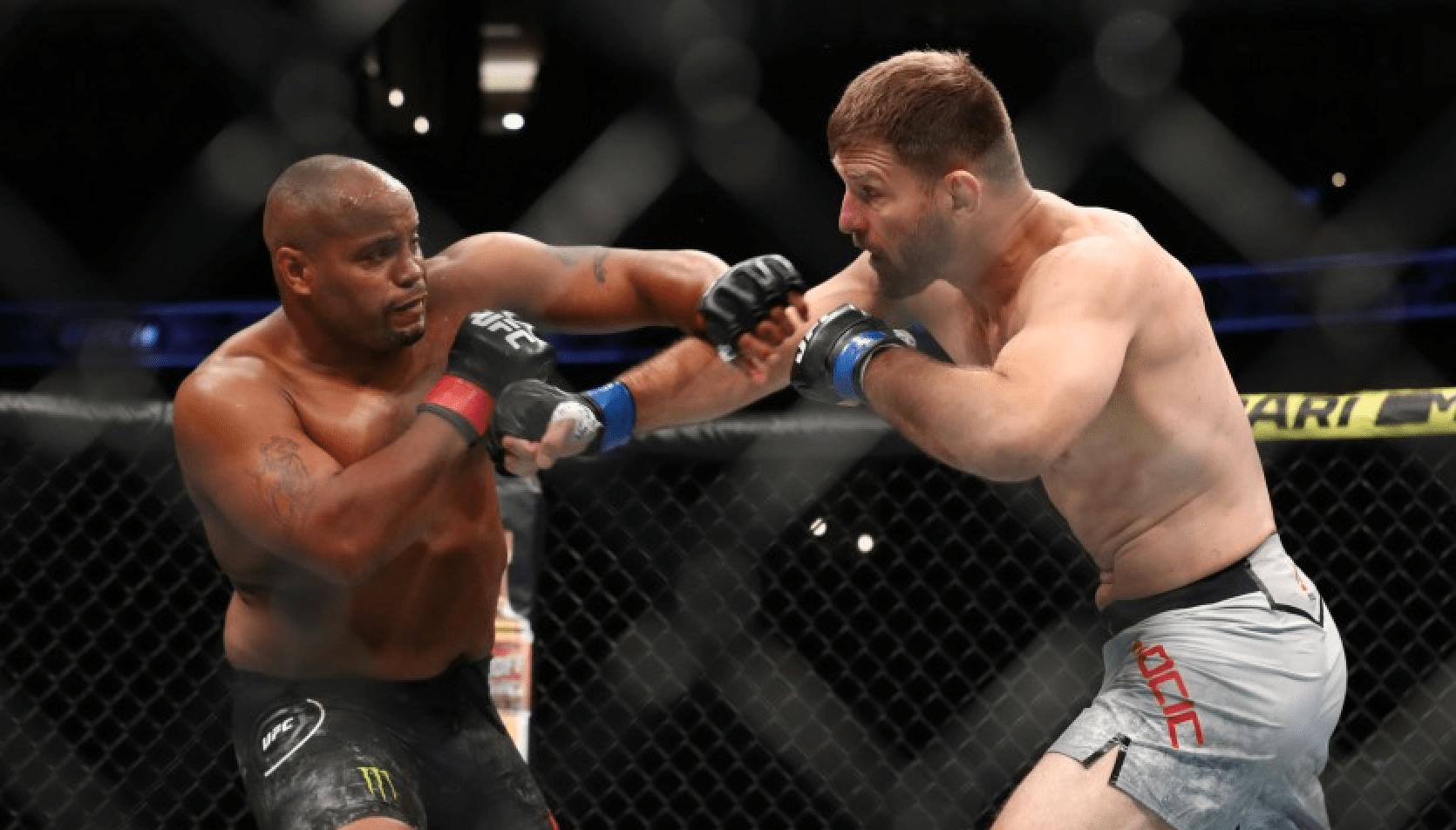 UFC 241 Post Fight Videos.