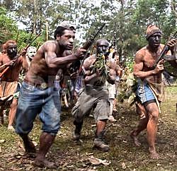 While Mendi & Hela burn, the tribal killing continues in.