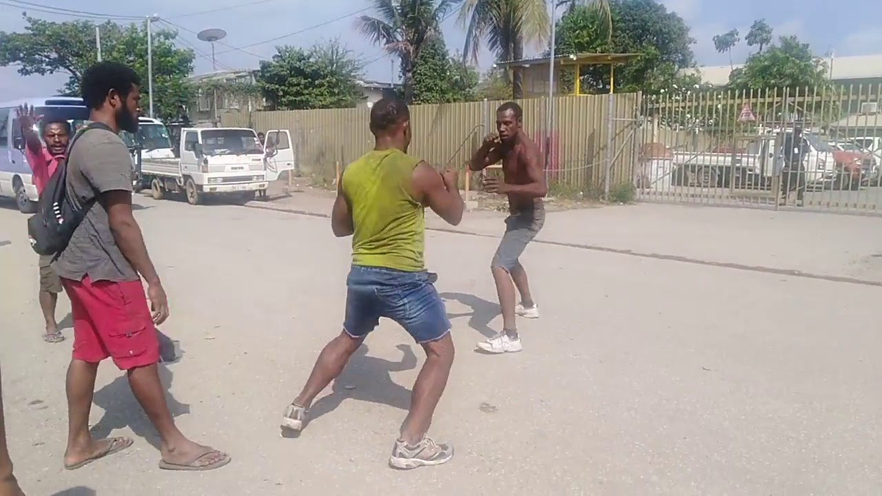 Png Street fights.