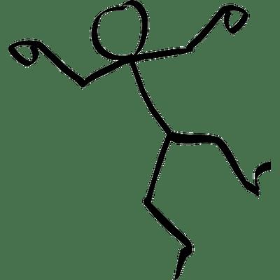 Stick Figures transparent PNG images.