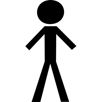 Stick Figures transparent PNG images.