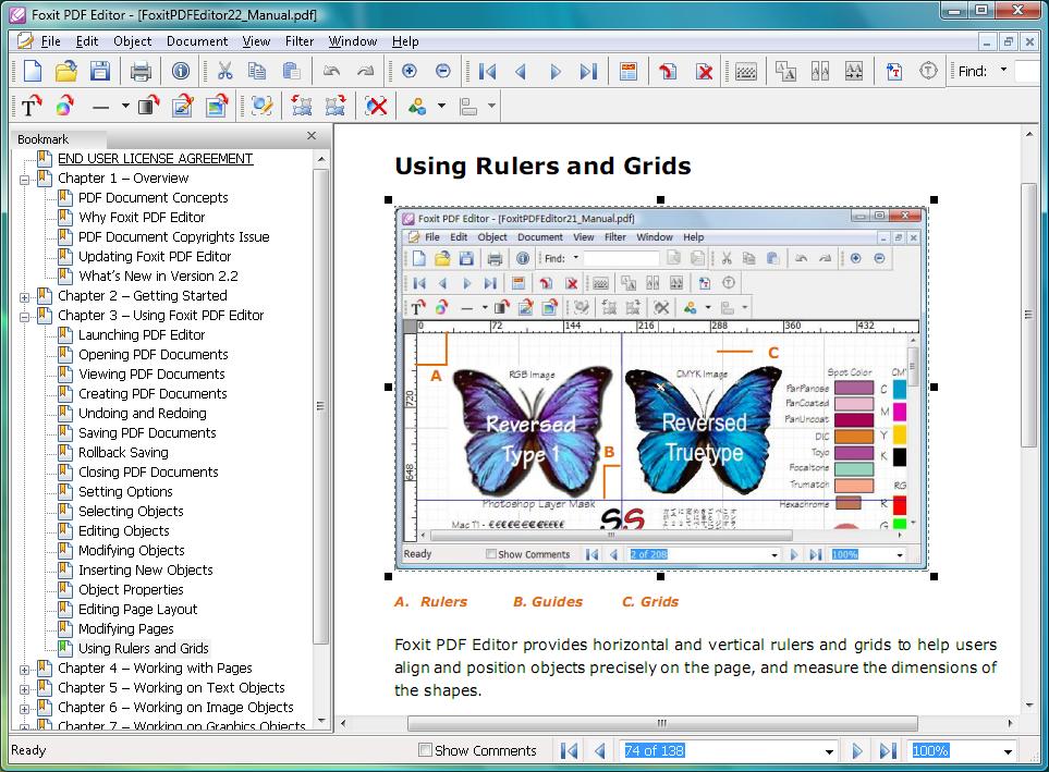 Foxit Advanced PDF Editor 3.0.4.0 free download.