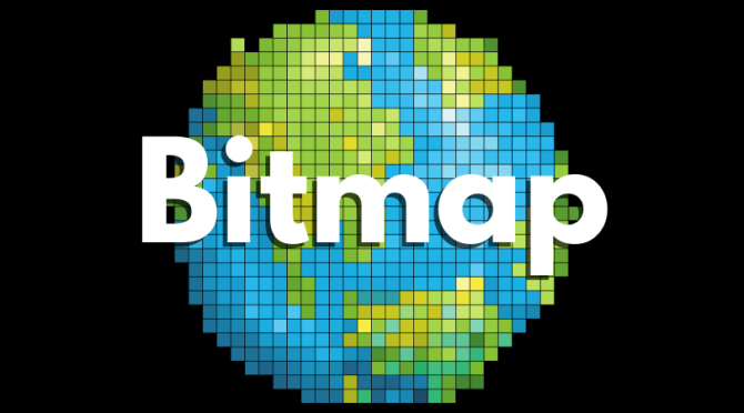 What is a bitmap and what are bitmap file formats?.