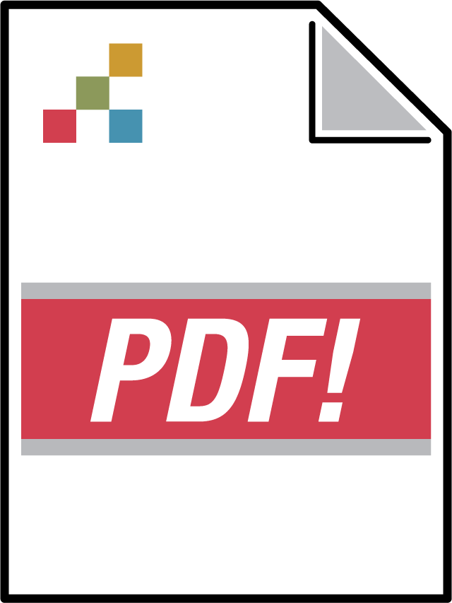 About the Portable Document Format.