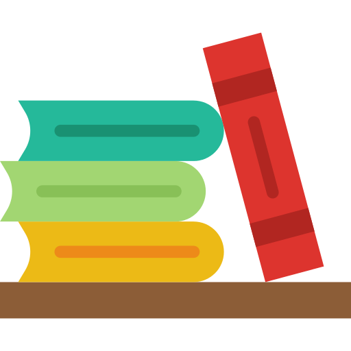 Library Book PNG Icon (18).