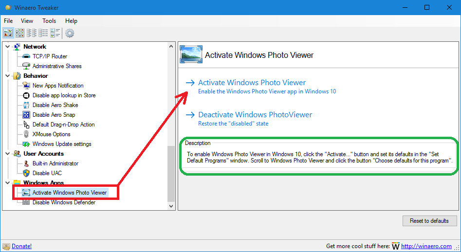 How to bring back Photo Viewer in Windows 10?.