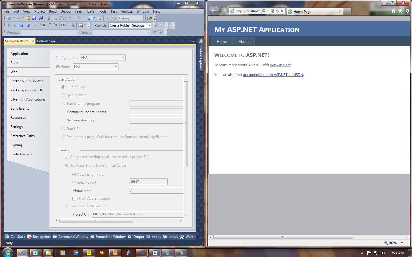 Website Deployed on IIS 7.5 Not Showing Images and CSS Files.