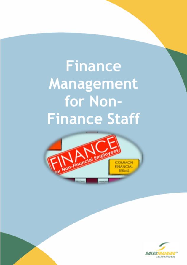 Finance Management for Non.