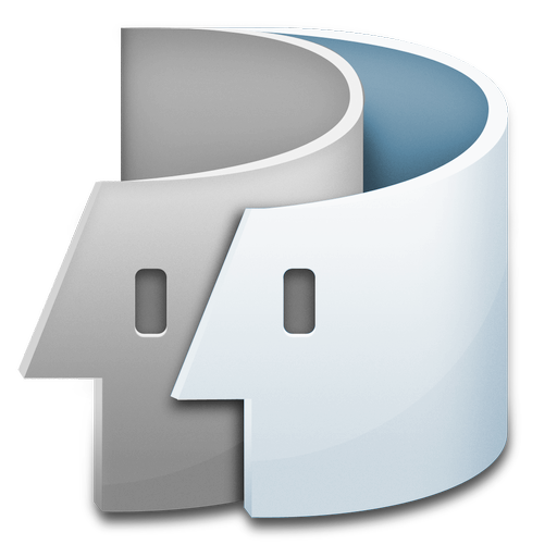 Finder Berry Icon.