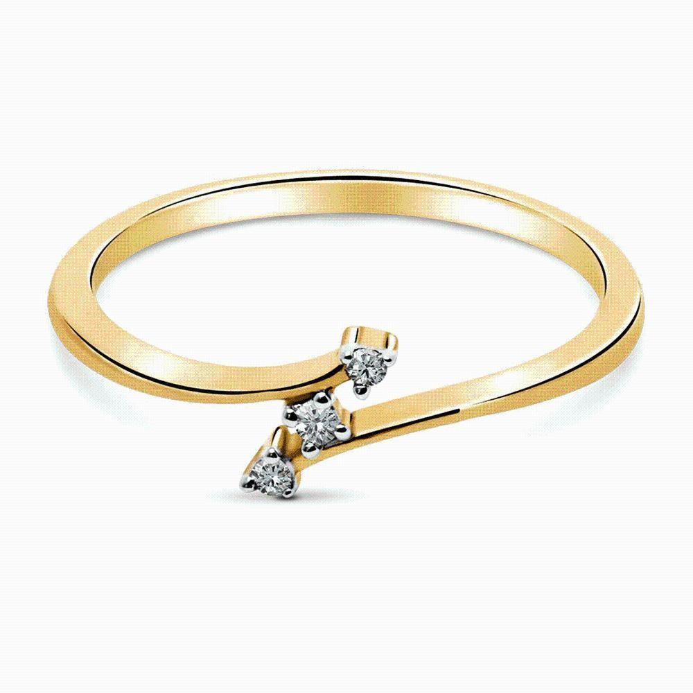 Beautiful Finger Ring by Kaara.