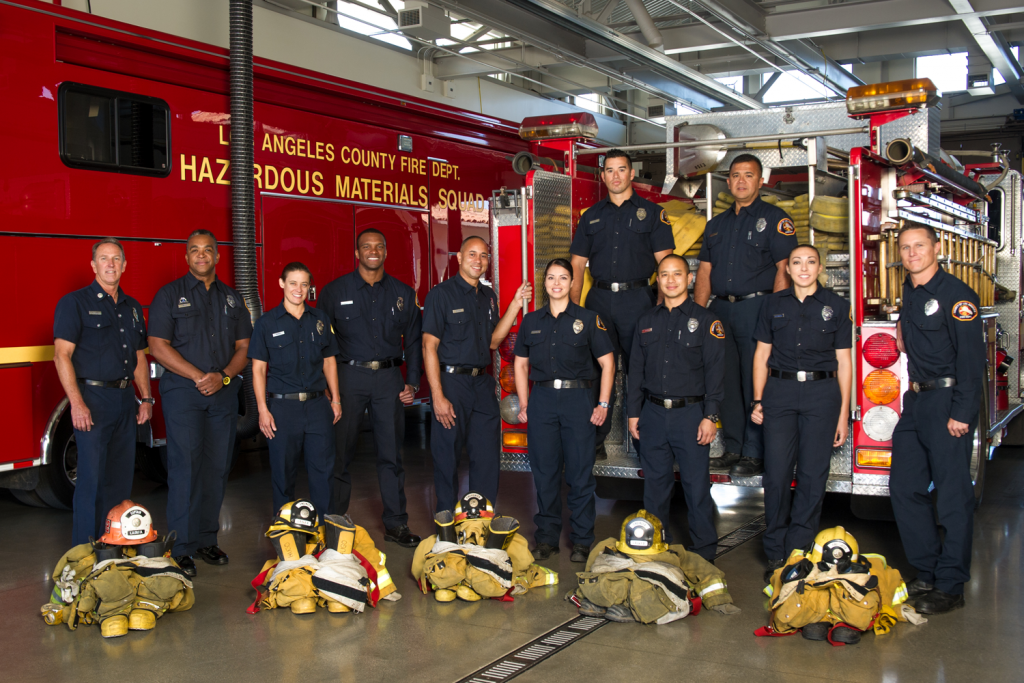 LACoFD Hosts Recruitment Information Seminar.