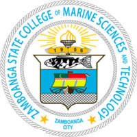 Zamboanga State College of Marine Sciences and Technology.
