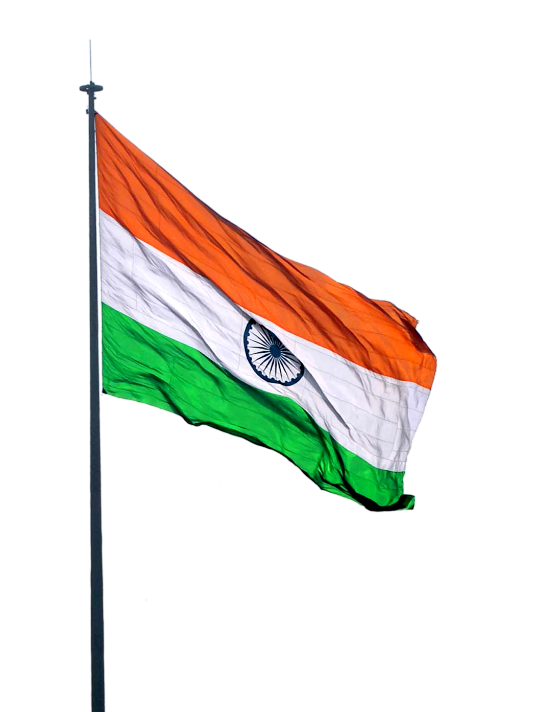 Indian Flag PNG images free download.