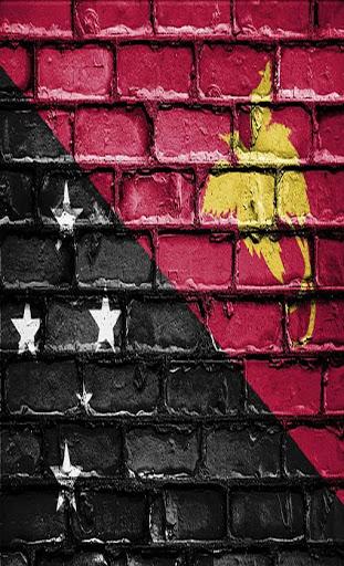 Papua New Guinea Flag Wallpapers 1.0 apk.