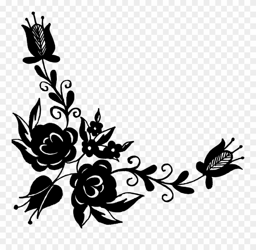 Collection Of Free Vector Clipart Floral.