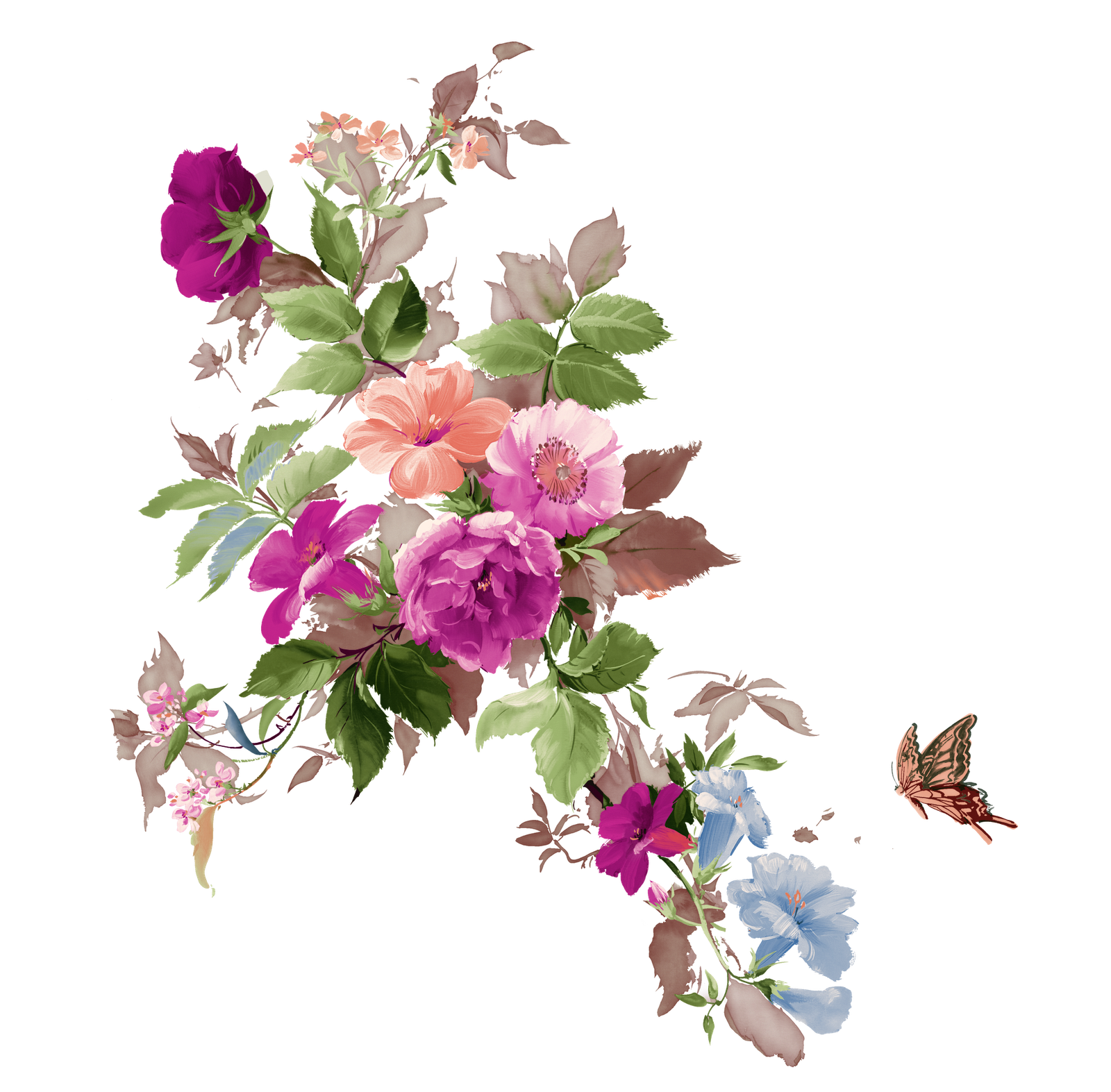 PNG Free Download Flower #17943.