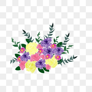 Hd Flowers PNG Images.