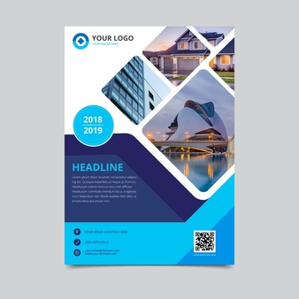 Flyer Template Vectors, Photos and PSD files.