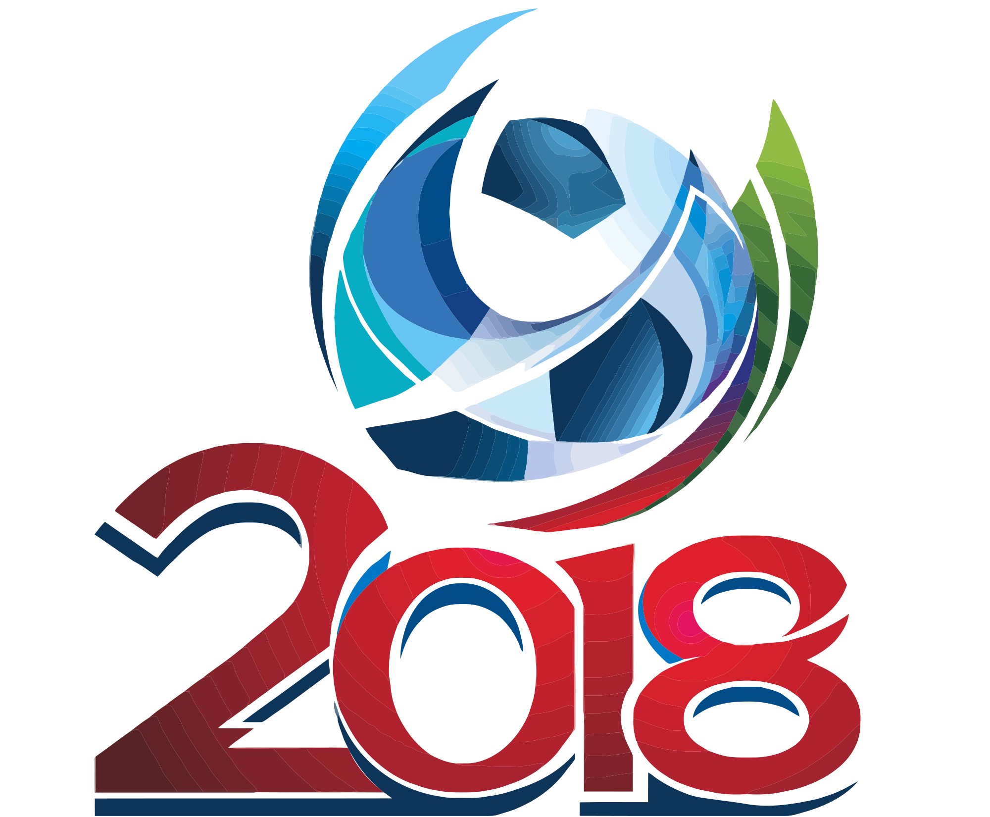 Fifa World Cup 2018 Logo PNG Transparent Fifa World Cup 2018.