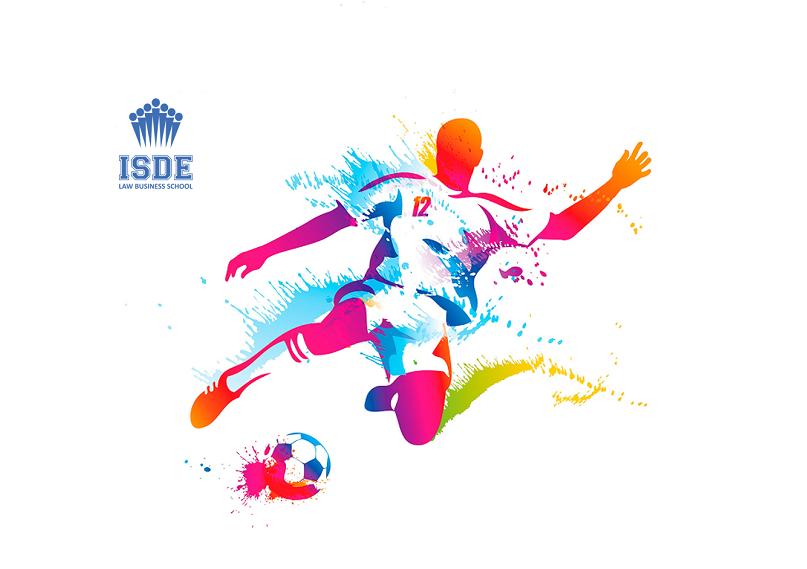 ISDE, present at the International Football Forum.